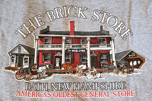 T-shirt Front Logo