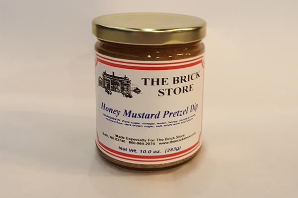 Honey Mustard Pretzel Dip