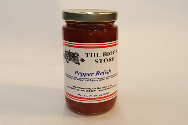 Pepper Relish Dip
